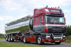 DAF XF105 460 of Netherlands http://gomotors.net/DAF/DAF-XF105-460/photos.html?pic=4
