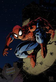 Spider-man by wookie813 on deviantART