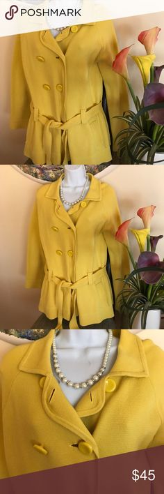 **SALE**  Ann Taylor Jacket 👒👡👡🕶❤️❤️ This lovely jacket has never been worn but it has a couple of minor marks on the right sleeve from sitting in the closet.  Size Large. Ann Taylor Jackets & Coats Blazers