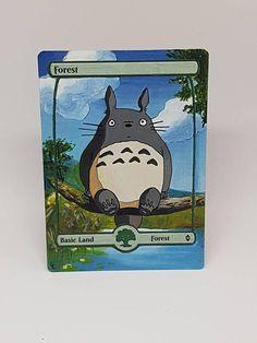 Custom Basic Land non-foil MTG card DBZ magic 1x Altered Art Plains