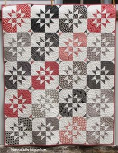 Disappearing Hourglass Tutorial available from Missouri Star Quilts on you tube