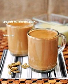Chai (Spiced Milk Tea) - sweet, creamy with a slight hint of cardamon. Homemade Chai Recipe, Yummy Drinks, Yummy Food, Non Alcoholic Drinks, Tea Drinks, Beverages, Food Categories, Milk Tea, What To Cook