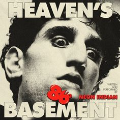 Heaven's Basement (Theme From a song by Neon Indian on Spotify New Music Releases, Good News, Basement, Heaven, Neon, Indian, Songs, Writing, Music