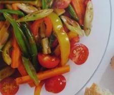 Rezept Mariniertes Gemüse (aus internationale Rezeptwelten) von kimniklas - Rezept der Kategorie Beilagen