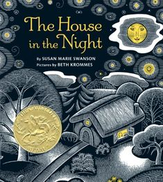 The House in the Night by Susan Marie Swanson http://www.amazon.com/dp/0547577699/ref=cm_sw_r_pi_dp_7TIYvb020GNG1