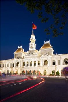 People's Committee Headquarters, Ho Chi Minh City, Vietnam