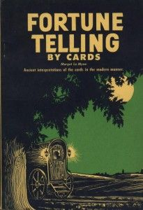 Fortune Telling with Cards (cartomancy - reading playing cards)