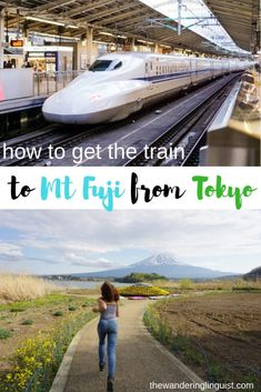 How to get to Mt Fuji station from Tokyo - The Wandering Linguist Japan Travel Tips, China Travel, Japan With Kids, Tokyo Station, Travel Advice, Travel Guides, Bhutan, Mongolia, Train Travel