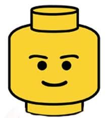 big printable lego man - Google Search