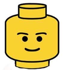 big printable lego man - Google Search