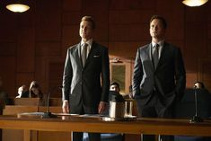 If you miss the legal drama of Harvey Specter (Gabriel Macht) and Mike Ross (Patrick J. Adams) on USA Network's long-running show Suits, watch these shows next. Suits Season 7, Season 8, Shows Like Suits, Suits Tv Series, Suits Harvey, Sarah Rafferty, Lisa Edelstein, Shawn Spencer, Gina Torres