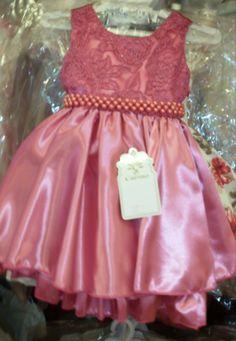 Vestido Minnie Rosa REF: CA1051
