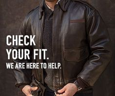 Check Your Fit. We are here to help.
