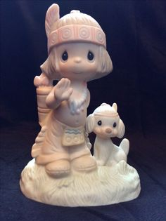 """O, How I Love Jesus"" Original 21, Precious Moment Figurine"