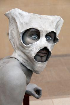 Jane Alexander - Stability Unit, [close-up] Contemporary Sculpture, Contemporary Art, Sculpture Art, Sculptures, South African Artists, Political Art, Arts Ed, Conceptual Art, Visual Communication