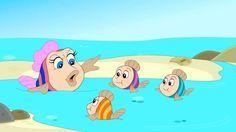 Vier Kleine Visjes - DD Company (+afspeellijst) Kids Dance Music, Kids Songs, The Ocean, Beaches Film, Learn Dutch, My Little Girl, Youtube, Underwater, Videos