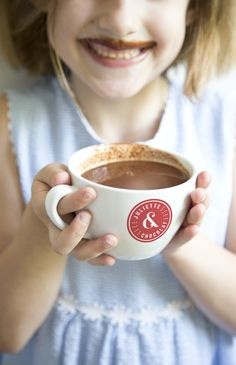 hot chocolate yummy! Hot Chocolate, Sweets, Montreal, Tableware, Restaurants, Cafes, Brown, Sweet Pastries, Dinnerware