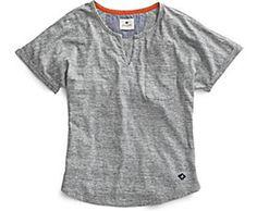 Sperry Top-Sider Split Neck Pocket T-Shirt