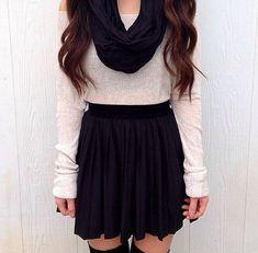 Blackandwhite outfit