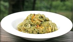 pesto with summer squash. really easy, really good. must try it!