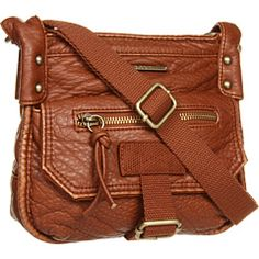 Roxy Admiral Crossbody Faux Leather bag