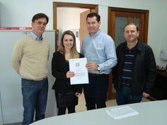 Doação de terreno à Promotoria de Constantina