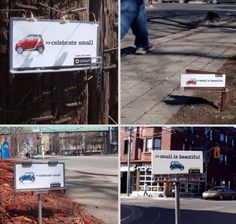 More Creative Billboard Advertisements