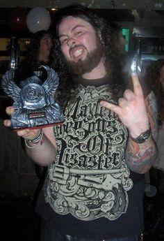 Dave Leese - Axe Hero of the Year winner 2010