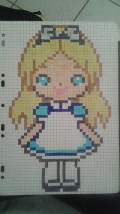 19 Meilleures Images Du Tableau Pixel Art Princesse Cross Stitch