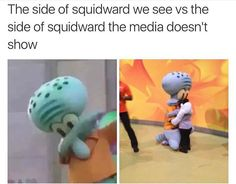 Squidward LOL