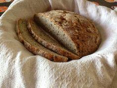 Keittiönoita: Gluteeniton pataleipä