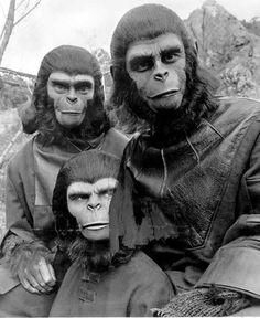 La planète des singes, la série
