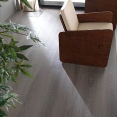 Modern Floors - page 8 on Houzz - LOVE the porcelain 'wood' plank!