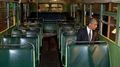 Obama marks 60th anniversary of Rosa Parks's bus boycott | TheHill