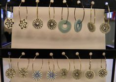 Shrinky Dinks, Shrink Plastic, Polymer Clay Jewelry, Zentangle, Upcycle, Creations, Crafts, Accessories, Design