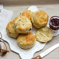 Perfect for breakfast or coffee - British Scones.