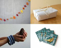 Fall Melange by C Star on Etsy--Pinned with TreasuryPin.com