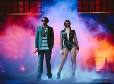 On The Run Tour in Toronto! #Beyonce #JAYZ
