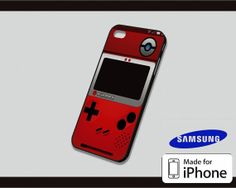 Game Boy Pokedex Pokemon Case for iPhone 4/4s iPhone by TuyulShop, $15.00