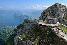 Mount Pilatus - The Dragon Mountain