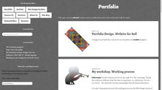 Not long time ago I made some changes on my personal site style (I took some ideas fr. Article Sites, Site Design, Portfolio Design, Website, Cards, Style, Maps, Playing Cards, Yard Design