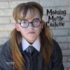 Harry Potter Cosplay: Moaning Myrtle!