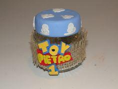 Lembrancinha aniversário tema Toy story