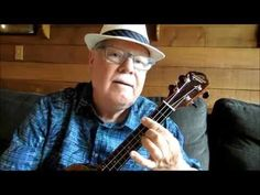 Moveable Dominant 7th Chord Tutorial by Ukulele Mike Lynch - YouTube