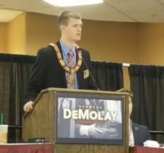 Bethel 19 you like to congratulate Chase Gordon as he is the newly elected DeMolay International Master Counselor. Chase, we are excited for you and your plans for DeMolay.  #ArizonaProud #azmasonicfamily #azmasonicyouth #azjdifamily #jdibethel19phx #jdi #fdj #demolay #jodera