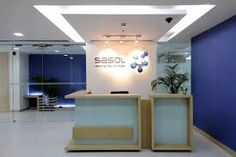 Image result for office foyer small section