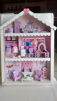 Dollhouse 6 ( Barbie ) by SuMer Miniaturas
