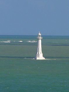 #Lighthouse - Porto de Cabedelo, Pedra Seca, #Brasil