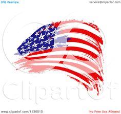 usa flag grunge art vector by letkevindesign image 892464 rh pinterest com Rustic American Flag Vector RZR Life Flag Clip Art
