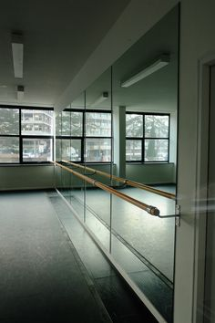 Level 2 south block dance room